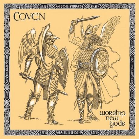 COVEN. Worship New Gods CD