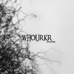 WHOURKR. Concrete CD Dig