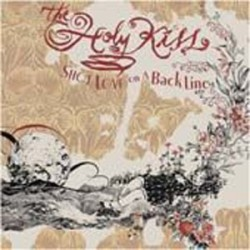 HOLY KISS. Shot Love on a Blackline CD