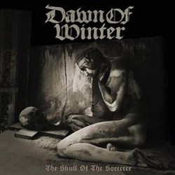 DAWN OF WINTER. The Skull Of The Sorcerer. LP 12