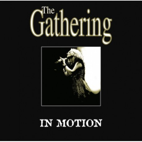 THE GATHERING In Motion 2LP Gtfold (Black)