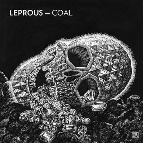 LEPROUS Coal 2LP Picture