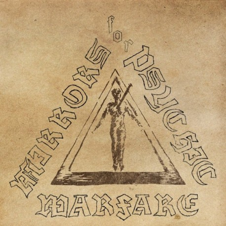 """MIRRORS FOR PSYCHIC WARFARE. The Oracles Hex 7""""EP"""