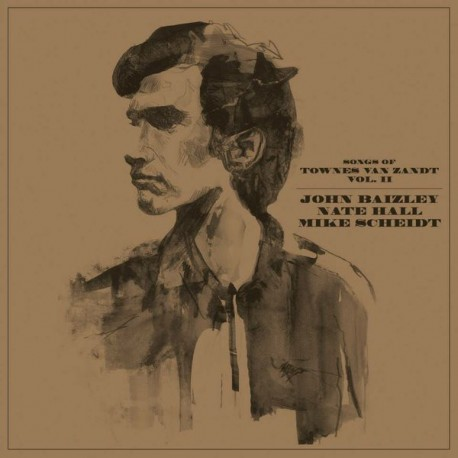 VV.AA. Songs Of Townes Van Zandt LP (Black)