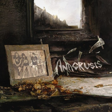 ANACRUSIS. Hindsight - Suffering Hour Revisited. 2LP Gtfold.