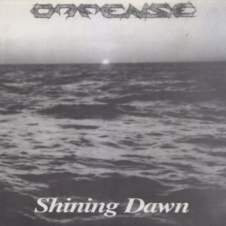 "OFFENSE. Shining Down 7""EP"