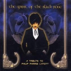 V/A. TRIBUTE TO THIN LIZZY. The Spirit of a Black Rose 2CD