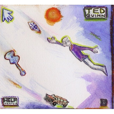 TED QUINN. Help Wanted CD