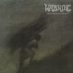 WARNING. Watching From A Distance. 2LP (Clear)