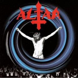 ALTAR. Youth Against Christ. LP Gatefold (Black)