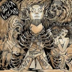 BLACK WIZARD New Waste CD