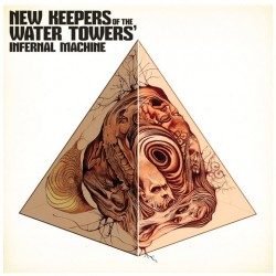 NEW KEEPERS OF THE WATER TOWERS Infernal Machine CD