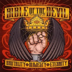 BIBLE OF THE DEVIL Brutality+Majesty+Eternity CD