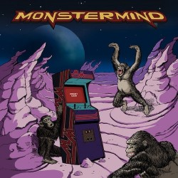 MONSTERMIND S/T CD