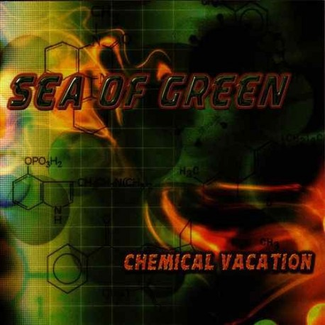 SEA OF GREEN Chemical Vacation (CD)
