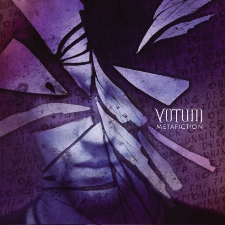 VOTUM Metafiction (Digipack)