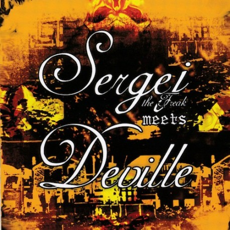 SERGEJ THE FREAK / BURNING ENGINES Sergej The Freak Meet The Burnin Engines (CD)