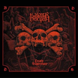 KADAVERDISCIPLIN. Death Supremacy. LP