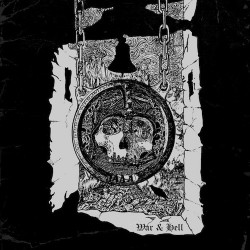 KÖRGULL THE EXTERMINATOR / AKERBELTZ. War & Hell Split. LP