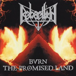 REBAELLIUN. Burn The Promised Land. LP