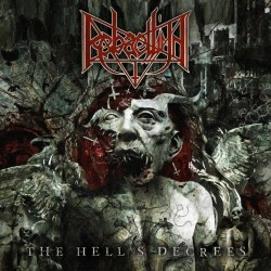 REBAELLIUN. The Hells Decrees. LP