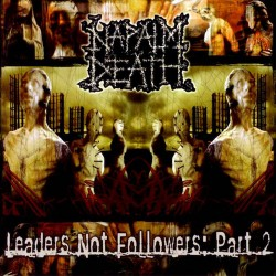 NAPALM DEATH. Leaders Not Followers: Part 2. LP