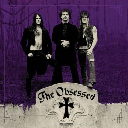 THE OBSESSED. The Obsessed LP Black