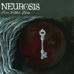 NEUROSIS. Fires Within Fires LP Grey