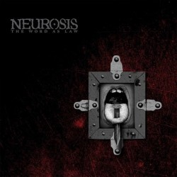 NEUROSIS. The Word As Law LP (Clear)