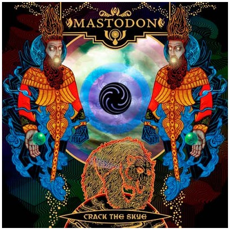 MASTODON. Crack The Skye. LP