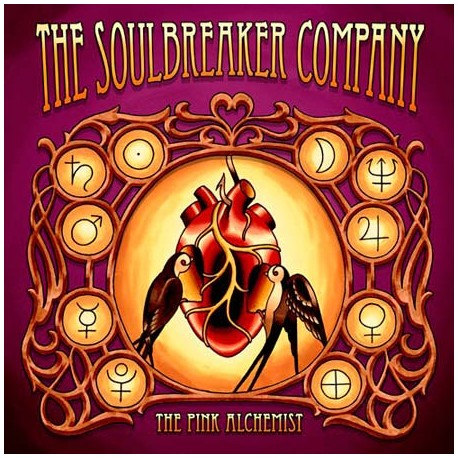 SOULBREAKER COMPANY, THE. The Pink Alchemist CD