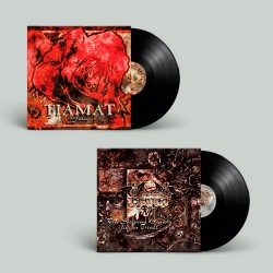 TIAMAT. Vinyl Bundle (Black)