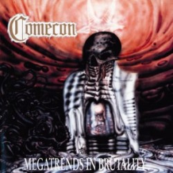 COMECON. Megatrends In Brutality LP White
