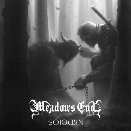 MEADOWS END. Sojourn Digipack