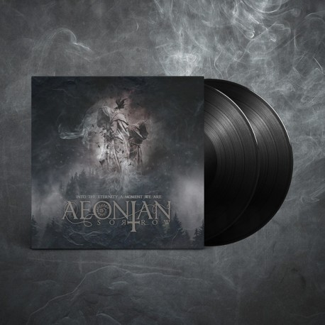 AEONIAN SORROW. Into The Eternity A Moment We Are 2LP