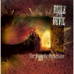 BIBLE OF THE DEVIL. The diabolical procession CD