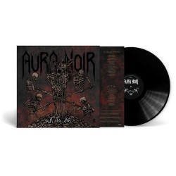AURA NOIR. Out To Die LP Black