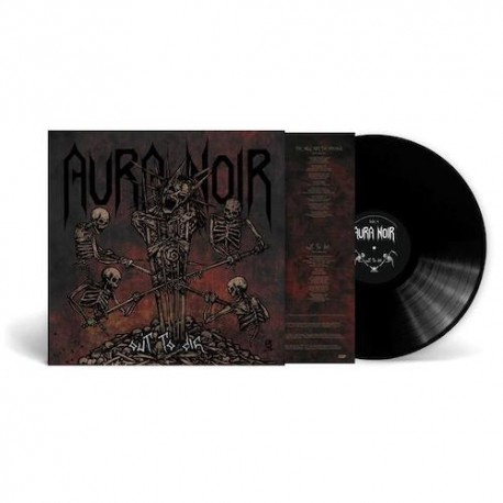 AURA NOIR. Out To Die Digipack