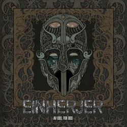 EINHERJER. Av Oss, For Oss Digipack