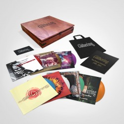 THE GATHERING. The Singles Collection WOODEN Vinyl Boxset