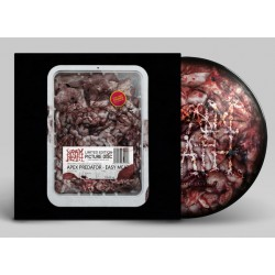 NAPALM DEATH. Apex Predator - Easy Meat LP Picture
