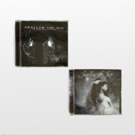 SWALLOW THE SUN. CD Bundle (Jewel Case)