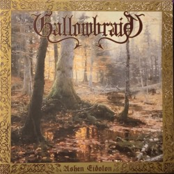 GALLOWBRAID. Ashen Eidolon (CD)