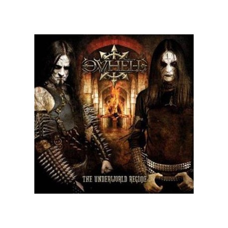 OV HELL. The Underworld Regime CD