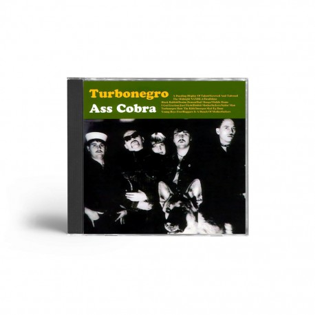 TURBONEGRO. Ass Cobra (CD)