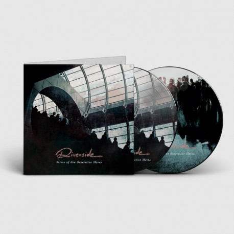 RIVERSIDE. Shrine Of New Generation Slaves (Double Picture Disc LP)