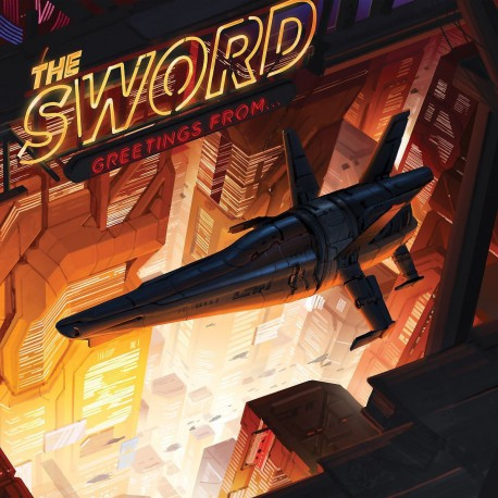 THE SWORD. Greetings From... LP