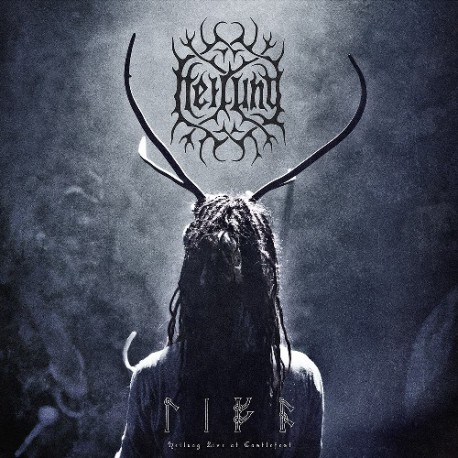 HEILUNG. Lifa - Heilung Live at Castlefest 2LP Gatefold (Transparent Green)