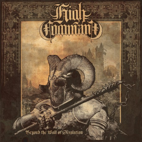 HIGH COMMAND. Beyond the Wall of Desolation LP