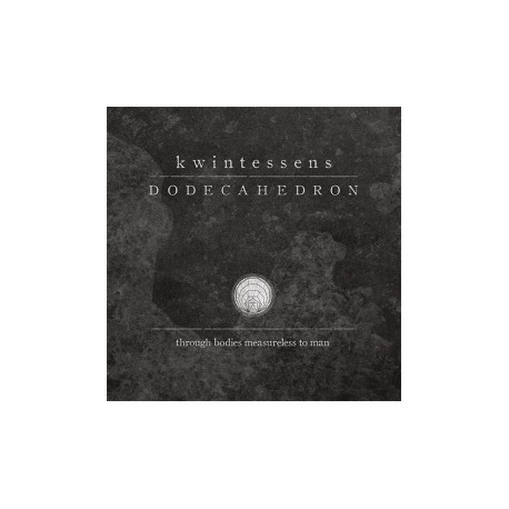 DODECAHEDRON. Kwintessens CD Digipack